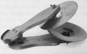 Snowshoe pedal