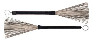 Modern brushes.