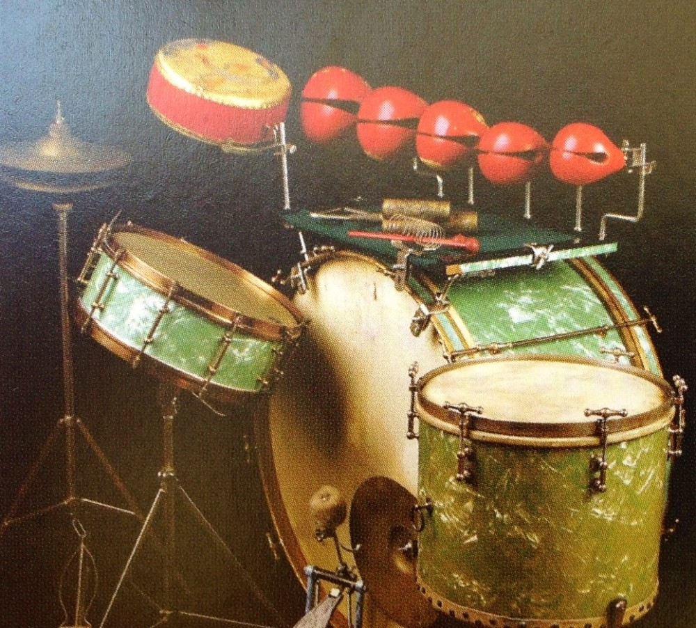 Birth Of An Icon A Cultural History Of The Drumset